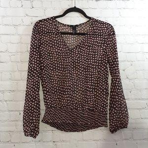 H&M Ladies Long Sleeve Blouse